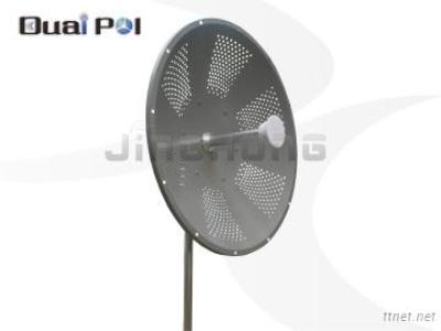 5GHz 32dBi Dish Dual Polarization Antenna
