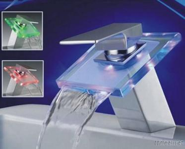 Chrome LED Faucet