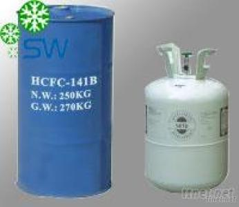 Air-Conditioning Refrigerant R141B