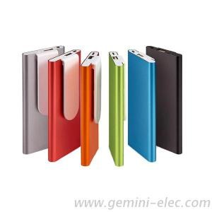 Slim Clip Power Bank 4000Mah Miniso Power Bank 4000Mah With Belt Clip