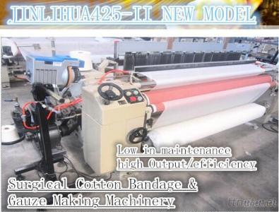 JLH740 Series Of Energy-Saving Low Yield Of Medical Gauze Air Jet Loom (Machine)