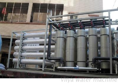 Demineralized Water Treatment Machine With Reverse Osmosis System