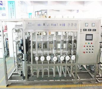 RO Plant Water Treatment Machine For Food Industry