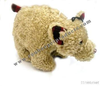 Stuffed Plush Bear Toy DNB-0384