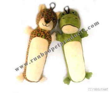 Funny Dog Toy Stuffed With Plastic Bottle