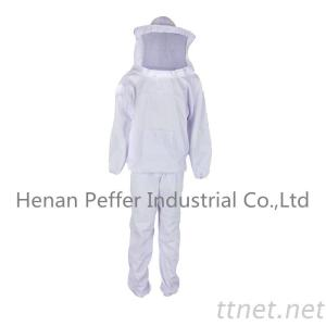 Peffer Beekeeper Suit Bee Protective Cloth