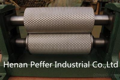 Peffer Stainless Steel Beeswax Foundation Sheet Machine