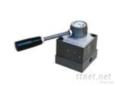 Hydraulic Manual Switching Flow Valve
