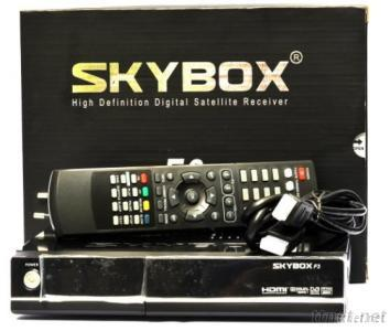 Satellite Receiver Skybox