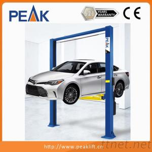 Clear Floor Chain-Drived Two Post Car Lift (208C)