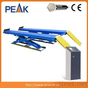 Electric-Air Control Scissor Car Lift (PX09)