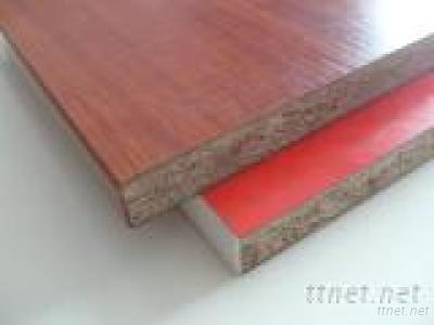Wood Grain Melamine Chipboard