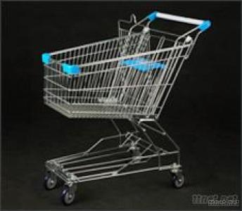Shopping Trolley (Asian Style)