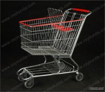 Shopping Trolley (American Style)