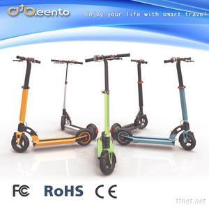 8.5 Inch 350W Two Wheel Foldable Electric Scooter