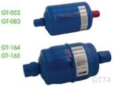 Replaceable Core Filter Drier & Refrigerant Discharge Muffler