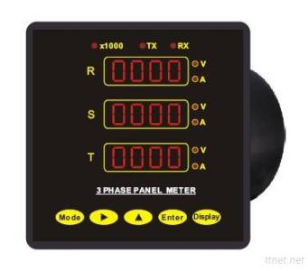 CP-3 Series3 Phase Voltage/Current Meter