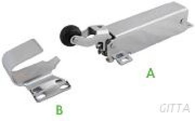 Supplemental Hardware & Hydraulic Door Closer