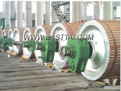Dryer Cylinder For Paper Machine, Paper Processing Machine