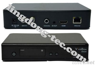 Nagra 3 Twin Tuner Vivobox S926 Satellite Receiver With Free Iks Sks Account For South America
