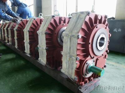 ZJY Series Shaft Mounted Gearbox Reducer