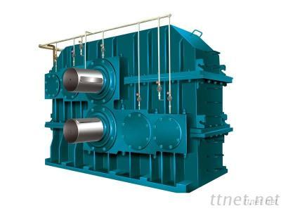 Gearbox For Aluminum Rolling (The Joint Main Mill, Uncoiler and Recoiler)