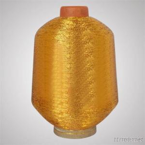POLYESTER METALLIC YARN