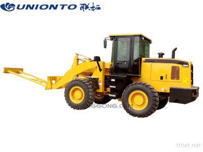 3Ton Wheel Loader UNIONTO-836 With High Quality And Low Price