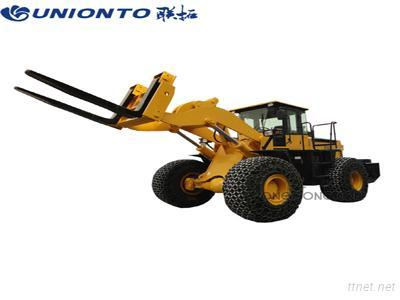 UNIONTO-888-16T Cheap Price 16Ton Electric Side Loader Forklift Truck For Sale