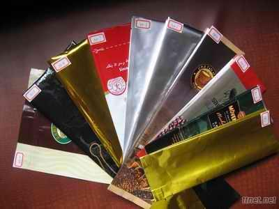 Various Coffee Packaging Bags With One-Way Valve