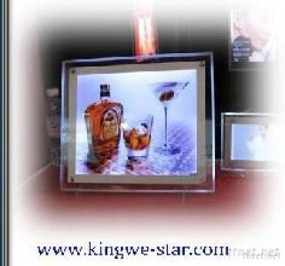 Crystal Slim LED Picture Frame