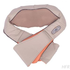 HFR-878-3F Neck & Shoulder Kneading Massager with Heat Shiatsu Back and Full Body Use in Car and Home