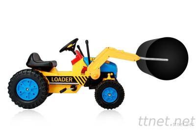 Ride On Toy Cars With Pedal Power