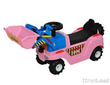 Outdoor Children Car Toys With Light & Music