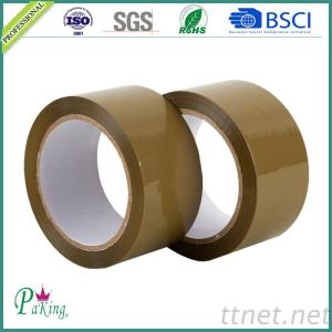 High Quality Brown Color BOPP Adhesive Sealing/ Packing Tape
