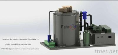 Fahrentec Stable And Durable Industrial 15 Ton/Day Flake Ice Machine