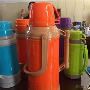 High Quality Plastic Thermos Vacuum Flask Brands REDSUN