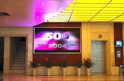 P4 LED Display (4mm Indoor Full Color LED Screen)