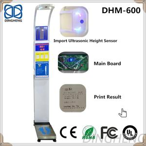 Physicians Standing Height And Weight Scale Weighing Scale Label Printing Barcode Printing