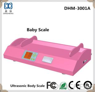 DHM-3001A Professional Digital Baby Scale / Electronic Infant Scale Baby Measuring Machine