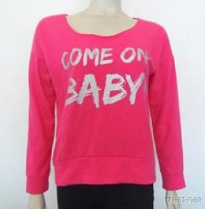 Lady'S Long Sleeve T Shirt