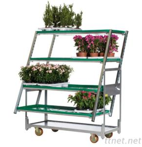 Greenhouse Flower Dutch Trolley