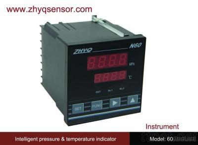 Intelligent Pressure Indicator