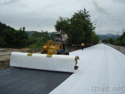 Needle Punched Geotextile For Road Construction