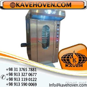 Rotating Oven for Baking