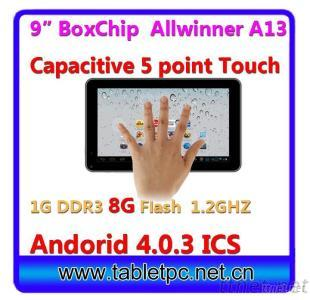 4.0 Tablet Pc