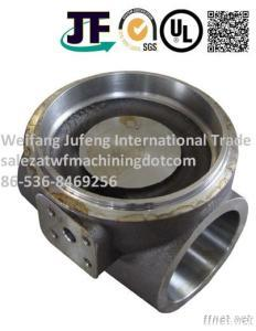 Valve Body And Bonnet Parts Lost Wax Casting