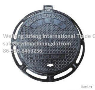 Ductile Iron Manhole Covers Sand Casting As Per Requirements