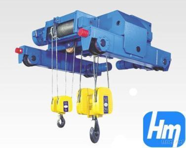 Low Headroom Electric Hoist