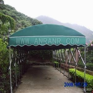 Stainless Steel Push-Pull Tent